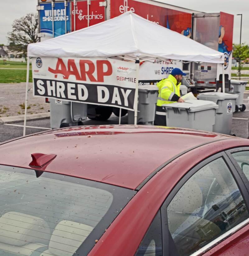 Shredding Event - Lexington