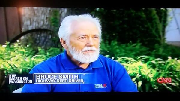 Volunteer Profile picture for Bruce Smith