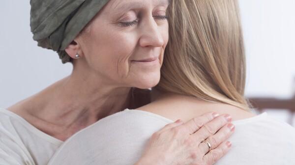 Hug full of family's love