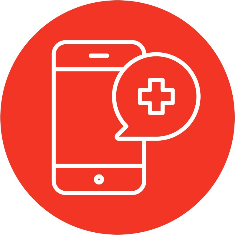 Healthcare Call Icon
