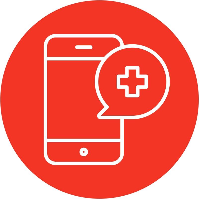 Healthcare Call Icon
