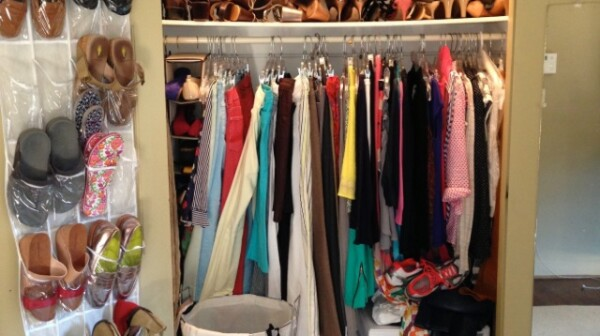 Closet Messy