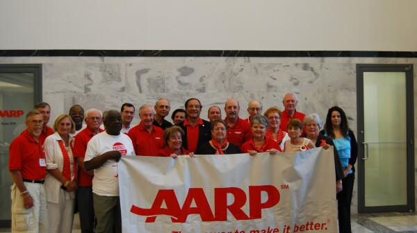 AARPCT staff and vols