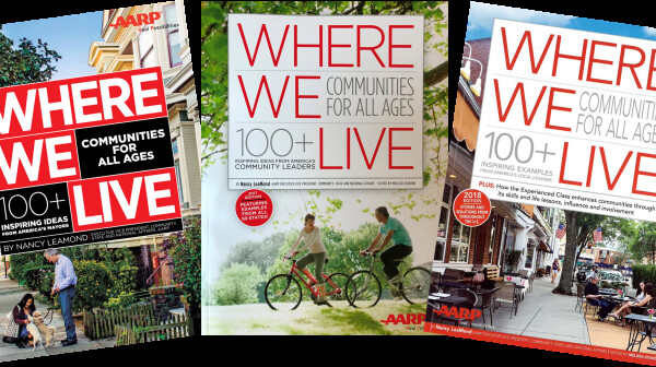 Where We Live Books