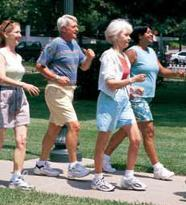 walking program in Cape Girardeau, Missouri