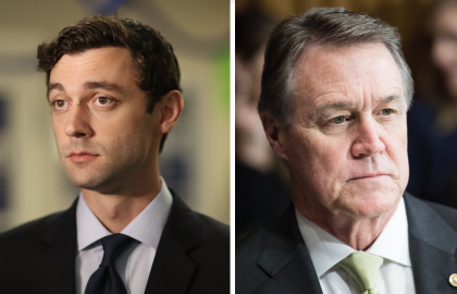 Jon Ossoff and David Perdue Answer 5 Questions Vital to Voters Age 50+