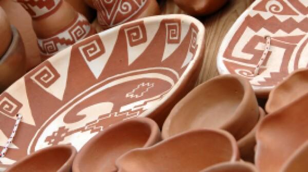 iStockamerican indian art