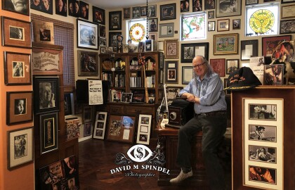 Interview with David Spindel