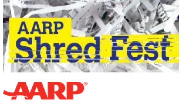 VERY latest shredfest logo
