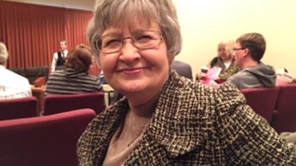 Kathy Ward at LB 320 hearing