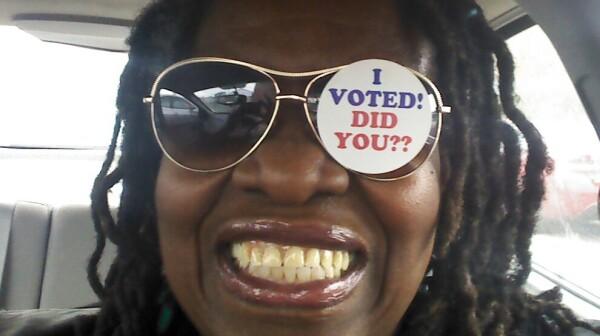 Voter Engagement 2 2014