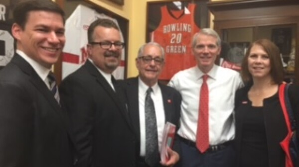 AARP Ohio at AARP Lobby Day 2016