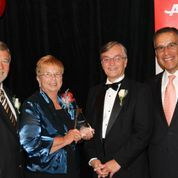 Lorraine Bratton Receives Andrus Award