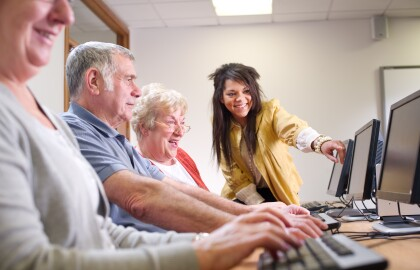 App State helps older adults stay healthy and cross the digital divide