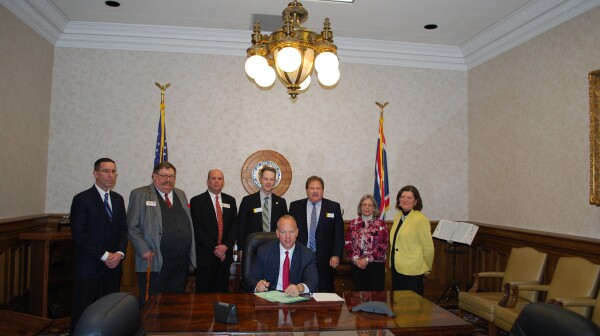 Guardianship BIll signing