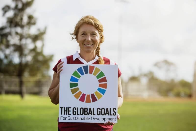 Brandi Mitchel, founder of San Diego Soccer Women