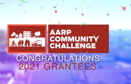 AARP Awards Community Grants to Kentucky Organizations