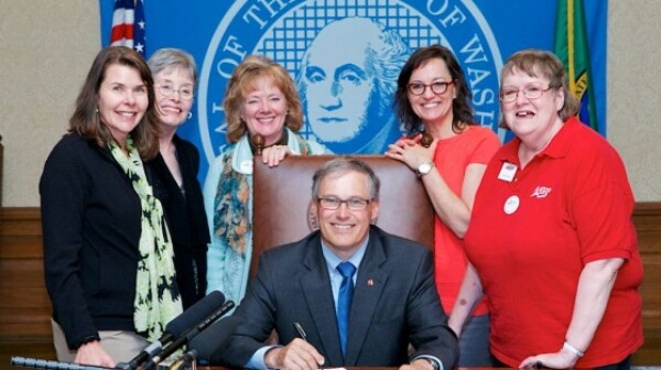 Inslee Bill Signing