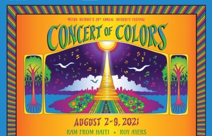 AARP Michigan Sponsors Concert of Colors