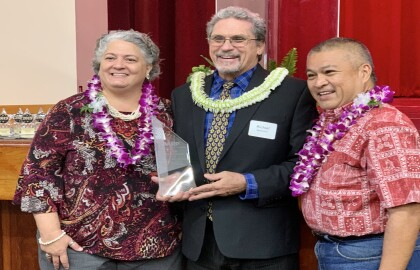 Kaua'i Attorney Receives AARP's Highest Volunteer Honor