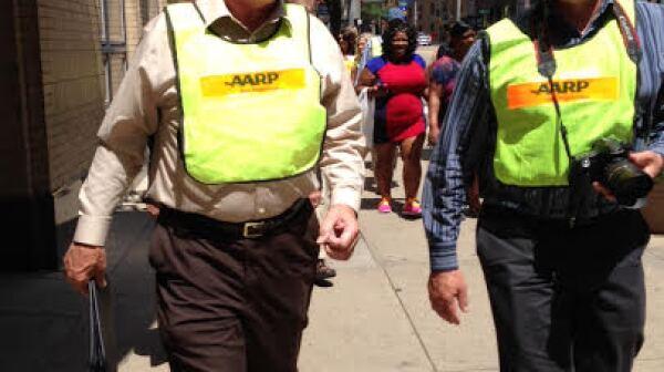 Walkability Audit