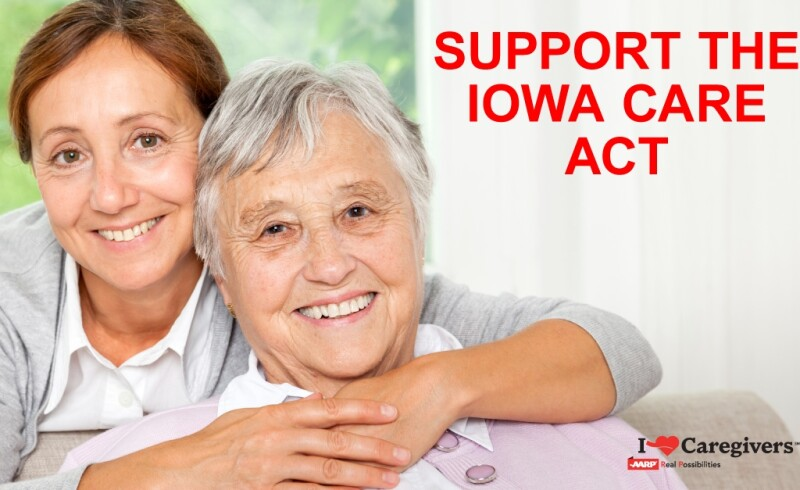 FBSupport the IA Care Act