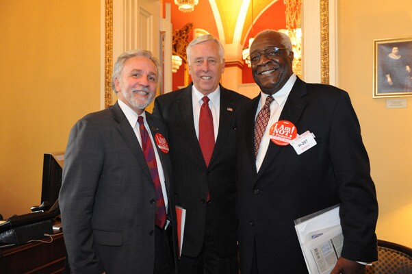 AARP MD with Steny Hoyer '11
