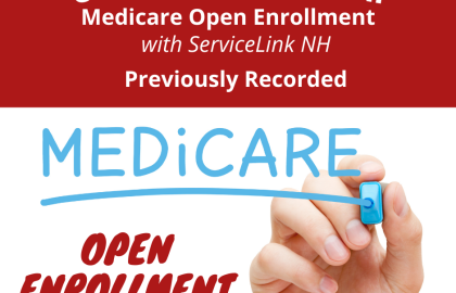 ICYMI: Coffee & Conversation with ServiceLink about Medicare Open Enrollment