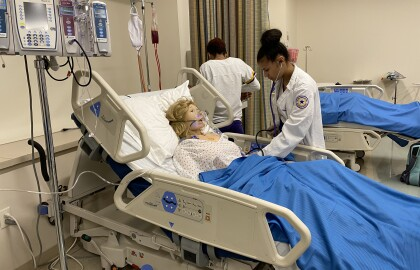 Culture, acceptance, success found at Prairie View A&M University College of Nursing