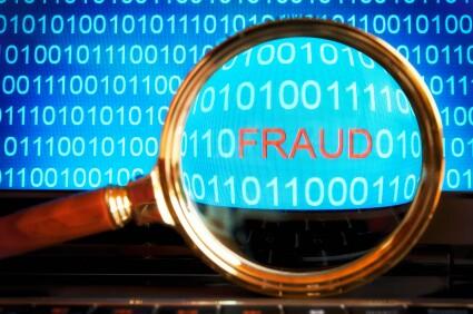 fraud istockphoto