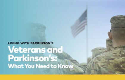 Veterans and Parkinson's: What You Need to Know