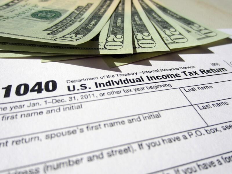 2012 Income Tax Return