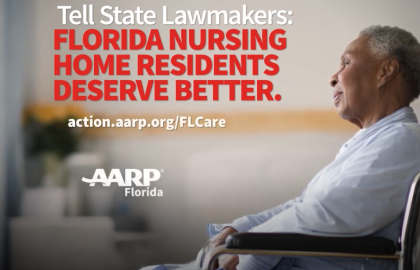 Florida Nursing Home Residents Need Your Help!