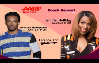 Celebrating Black Music Month - Live with: Jonathan McReynolds & Jennifer Holliday
