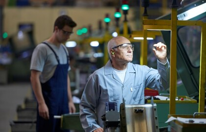 Thinking of a Job in the Manufacturing Industry?