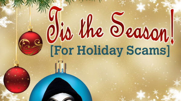 Holiday Scams -2