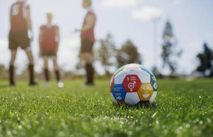 Celebrate National Soccer Day and #PlayAtEveryAge!