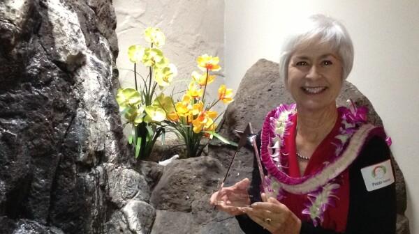 AARP Hawaii's highest award for volunteer community service