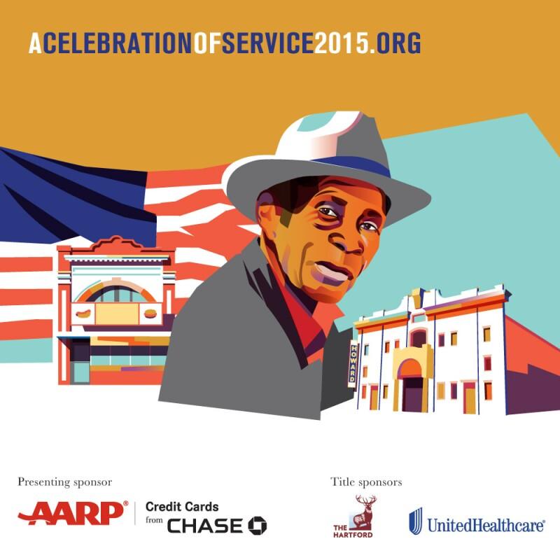 Celebration of Service - Male Image