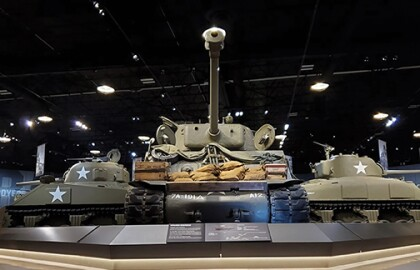 Dubois Features National Military Vehicles Museum