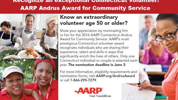 Andrus Award graph