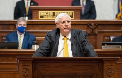 Governor Justice Delivers State of the State Address