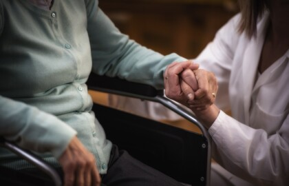 Video Monitoring Can Link Families to Nursing Home Residents