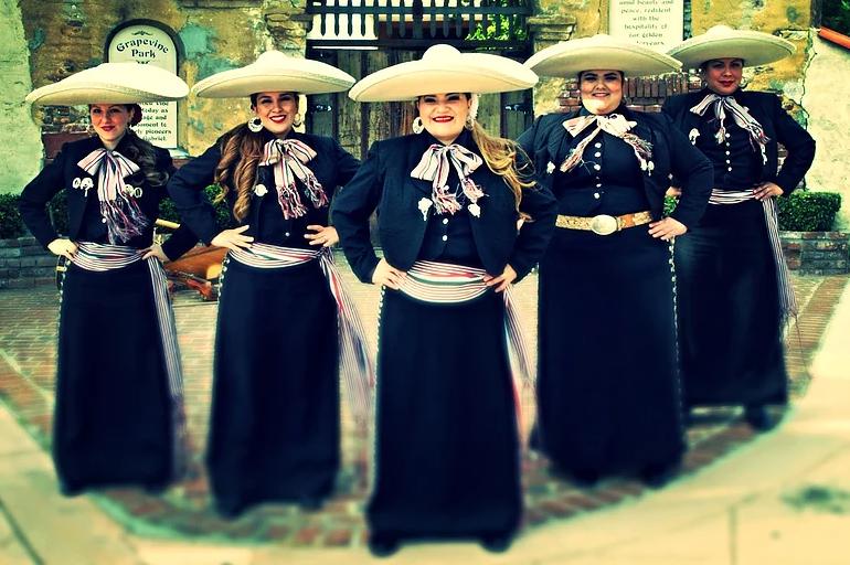 Mariachi Lindas Mexicanas