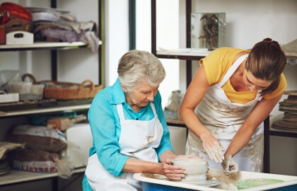 AARP NY and Islip Arts Announce Virtual Open Call for  2-Together: Creating Generational Bonds Virtually Exhibit