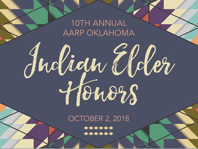 Indian Elder Honors Program Cover 2018