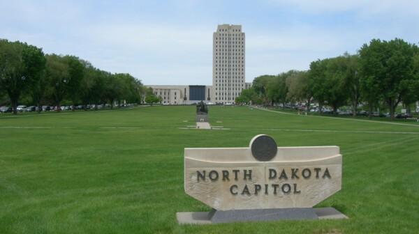 North Dakota Capitol