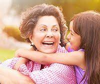 Grandma:Daughter