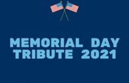 A special program to honor Alabama's fallen service members on Memorial Day 2021