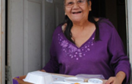 AARP Supports Meals on Wheels America's Vital Outreach to Seniors with $250,000 Gift